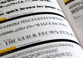 12 Things I Learned in Type School – Peter Cho