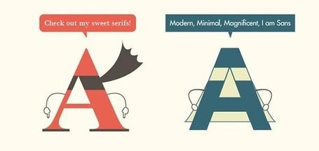 Faut-il ou non utiliser les typographies serif sur le Web ?