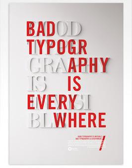 Rédaction web : n'oubliez pas les règles typographiques !