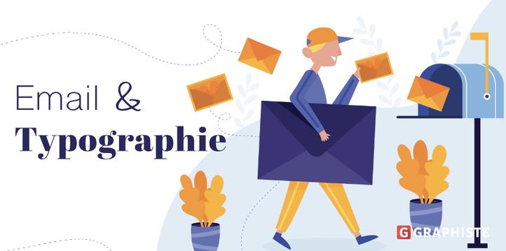 Email et typographie : 5 règles à respecter