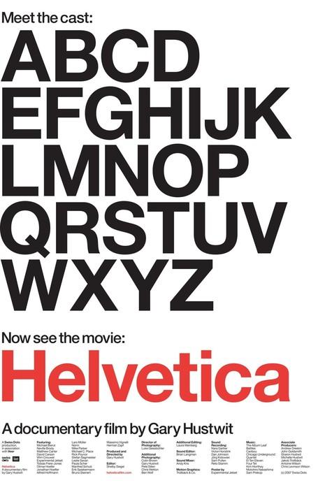 Helvetica, la typo star fait peau neuve