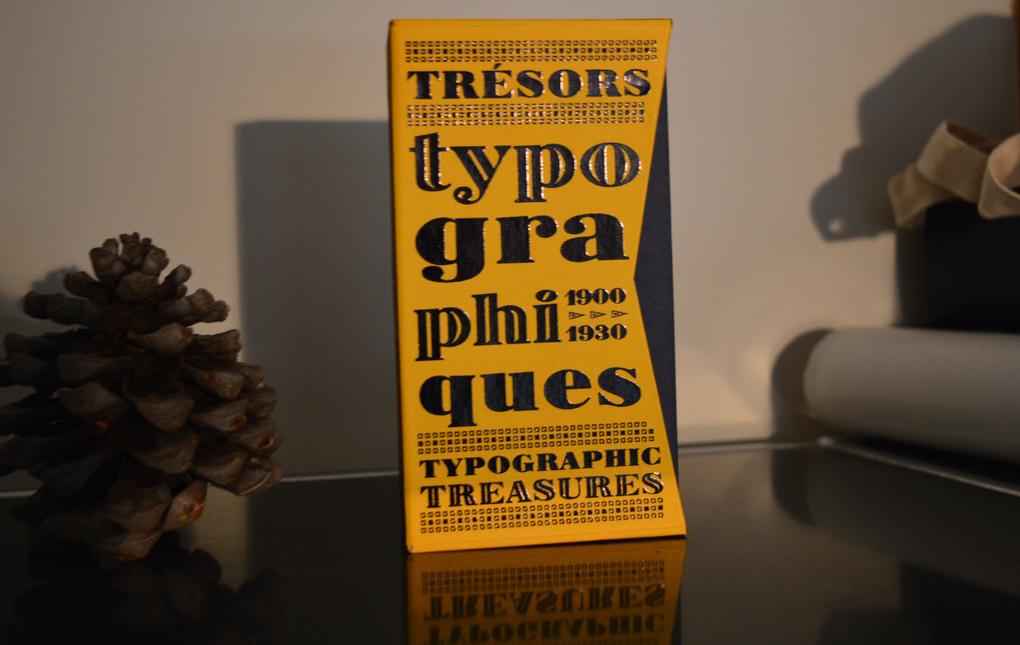 Les trésors typographiques de la fonderie Deberny et Peignot –