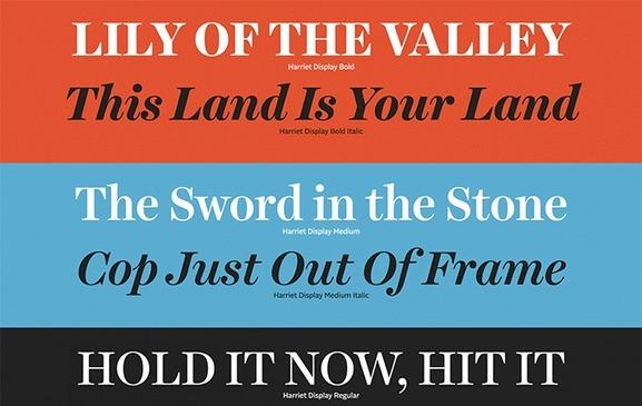 Le top 10 des typographies qui vont compter en 2020 – Printoblog