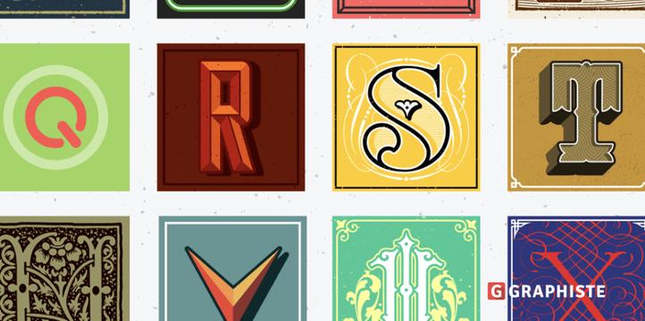 Typographie: comment utiliser la lettrine en 2020?