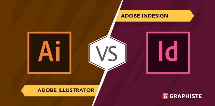 InDesign Vs Illustrator: lequel choisir pour vos créations graphiques?