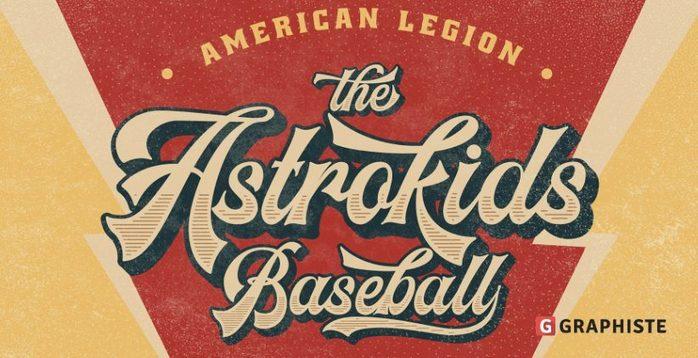 14 typographies sur le sport à télécharger gratuitement