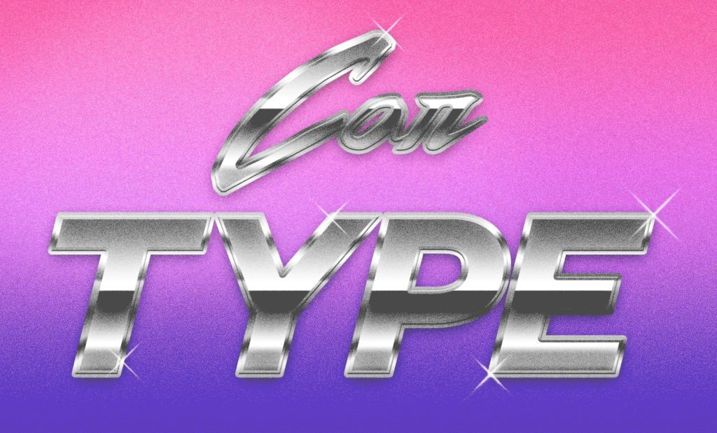 Why the Typography on the Back of Your Car Is So Ugly